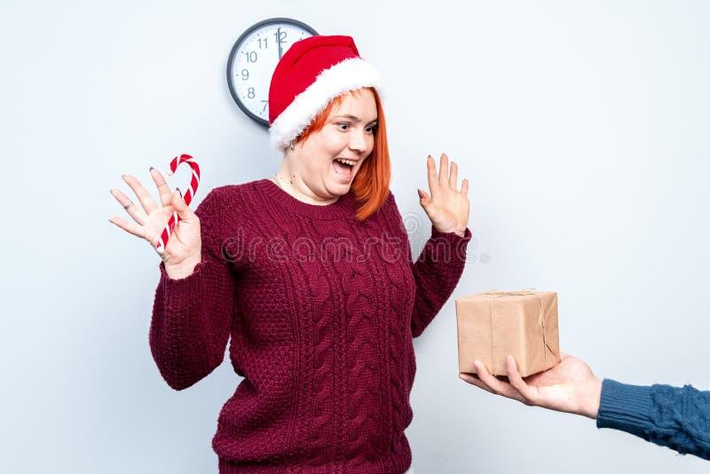 Ande av jul och det nya året Begrepp av en ferie och dagar arkivfoto