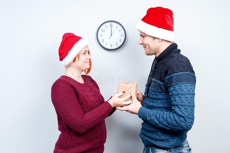 Ande av jul och det nya året Begrepp av en ferie och dagar royaltyfria bilder