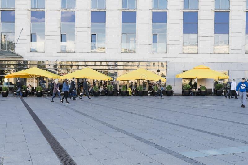 Andel' hotel de s foto de archivo libre de regalías