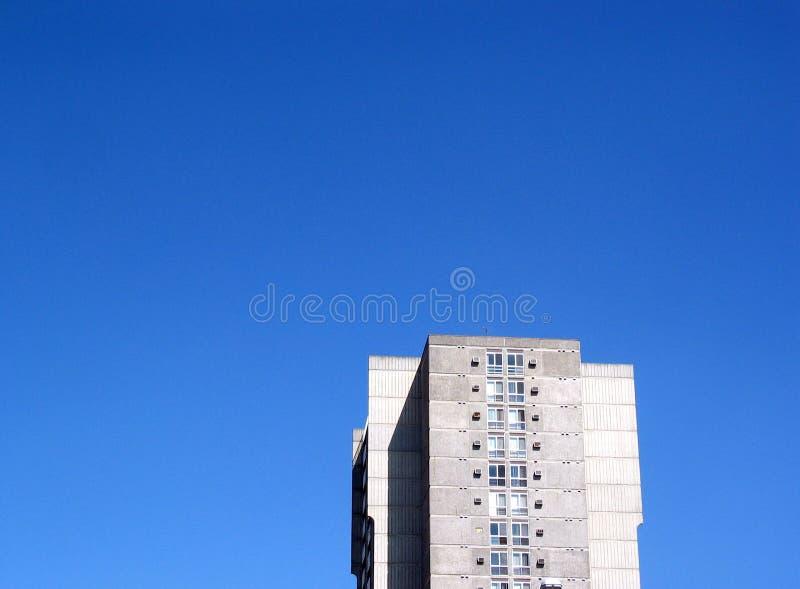 Andelshus fotografering för bildbyråer
