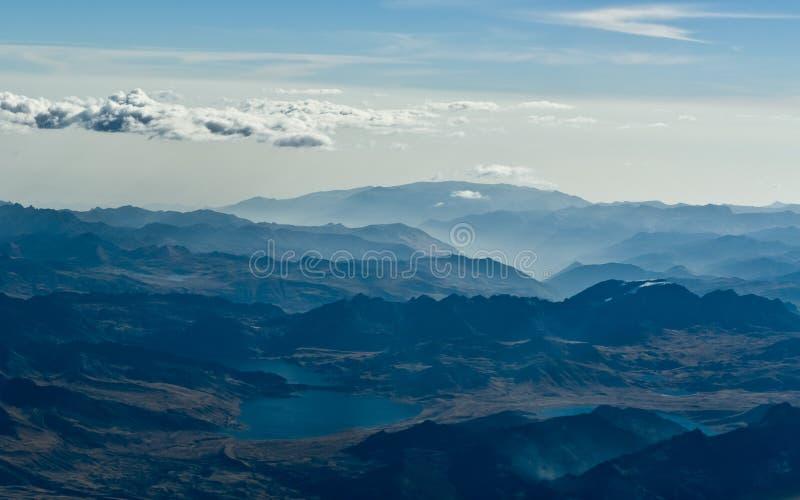 Andes foto de stock royalty free