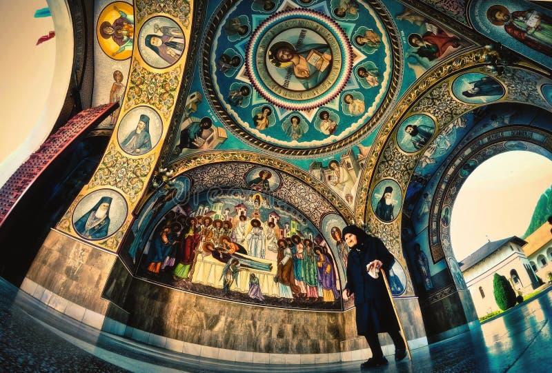 Andlig passage arkivbild