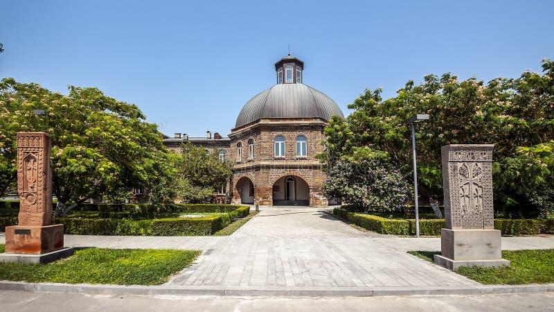 Andligt seminarium royaltyfria bilder