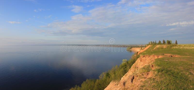 Andom Mountain, Lake Onega, Russia royalty free stock photo