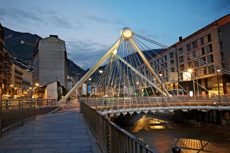 Andorra foto de archivo