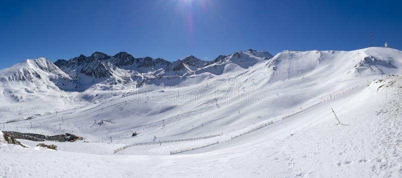 Andorra obrazy stock