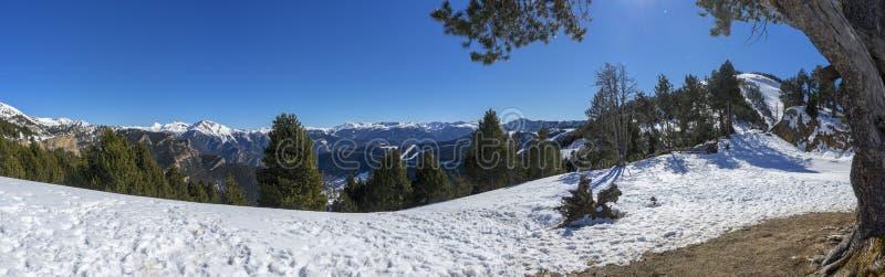 Andorra fotografia stock