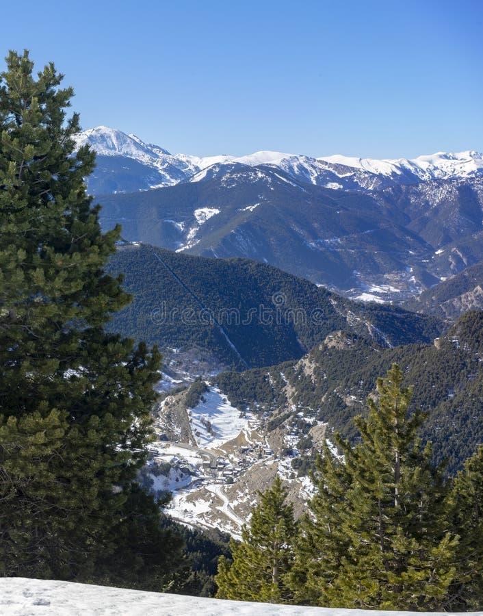 Andorra zdjęcia stock