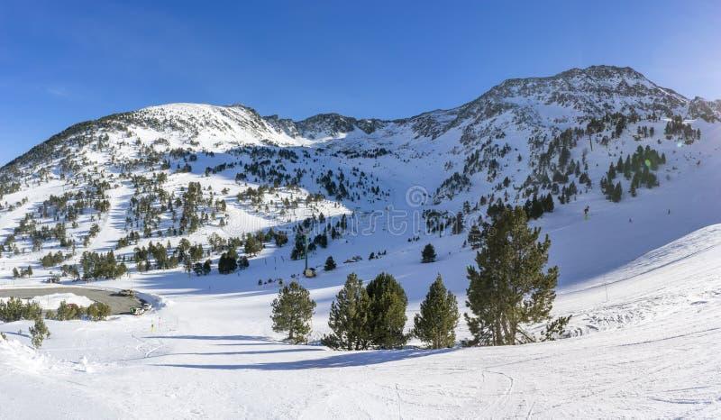 Andorra fotografia royalty free