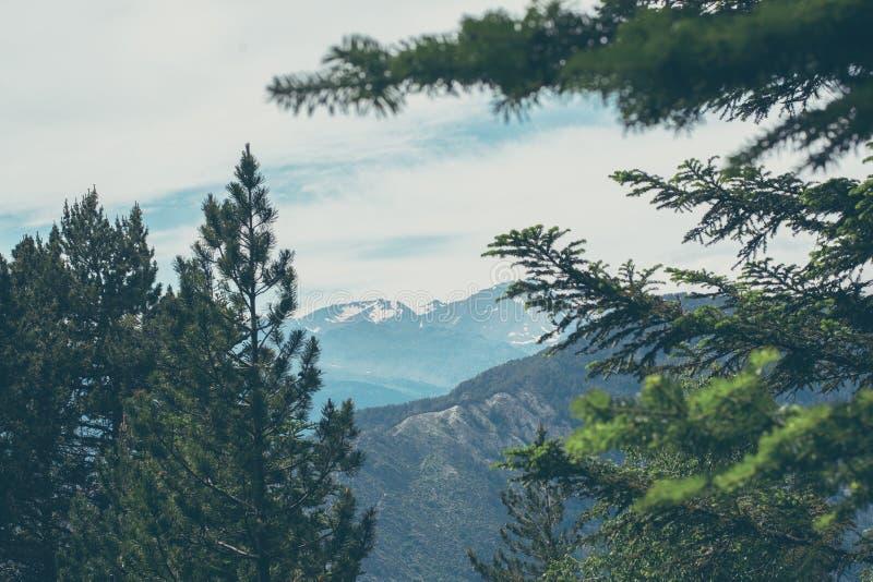 Andorra Spain stock photography