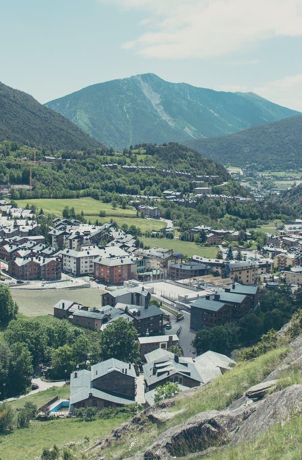 Andorra Spain royalty free stock photo