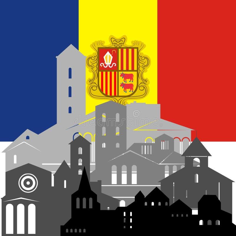 Download Andorra Stock Vector - Image: 41368123