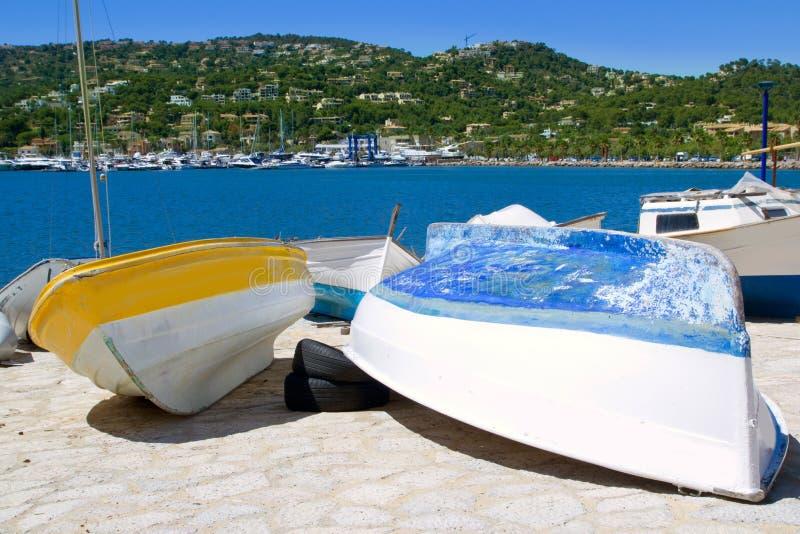Andratx Port Marina In Majorca Stock Image