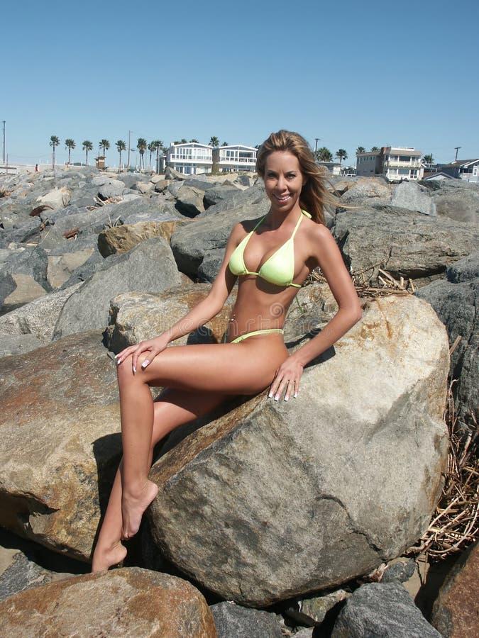 Download Andrea Bikini 8 Royalty Free Stock Photos - Image: 79208