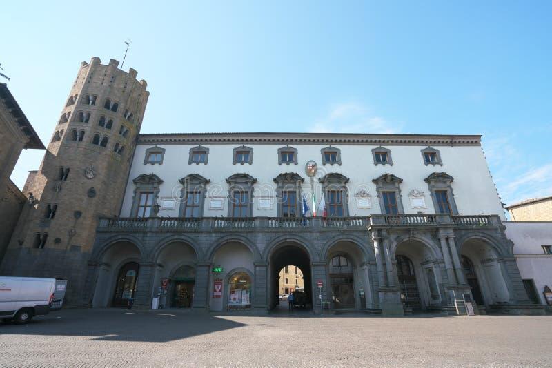 ` Andrea di Chiesa di Sant in Orvieto, Italia fotografia stock