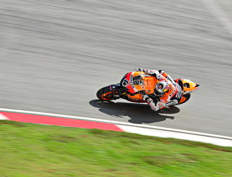 Download Andrea Dovizioso editorial photo. Image of free, corner - 23619651