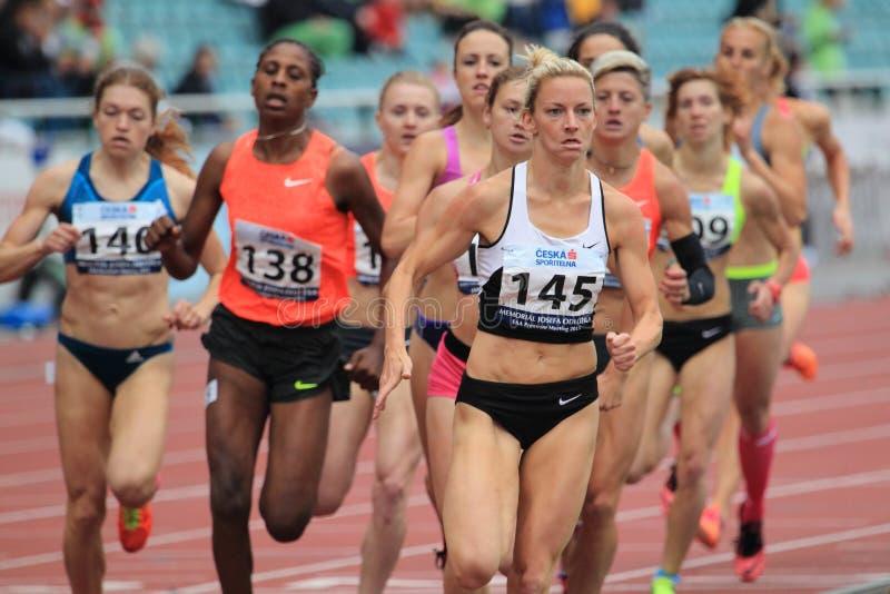 Download Andrea Holleyova - atleta immagine editoriale. Immagine di praga - 55362335