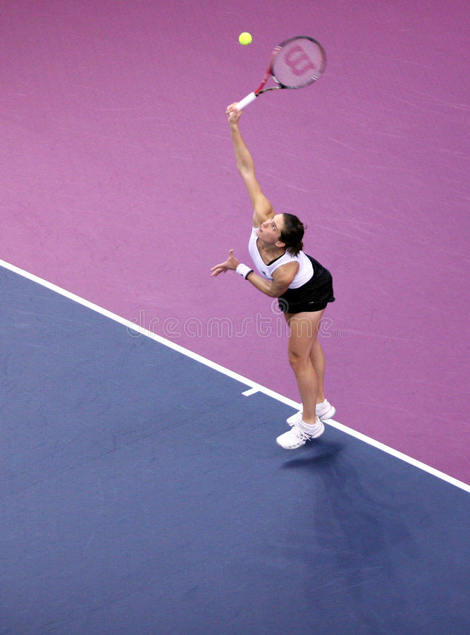 Andrea Petkovic - Fed Cup 2010