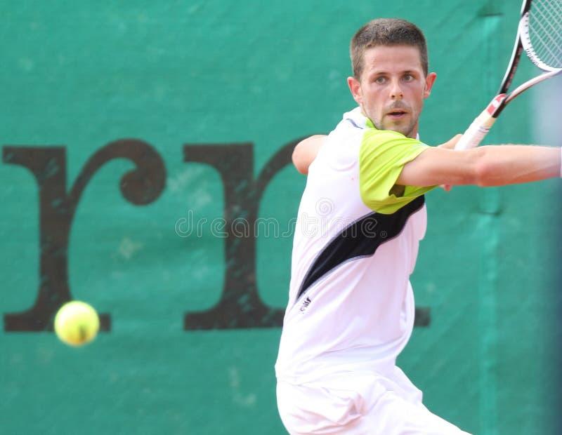 ANDREAS VINCIGUERRA, ATP TENNIS PLAYER stock photos