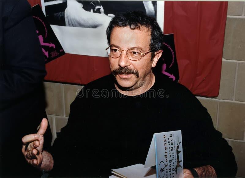 Andrei Codrescu imagens de stock