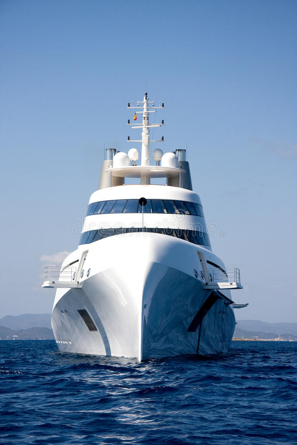 Free Andrei Melnichenko Super Yacht Royalty Free Stock Images - 10308999