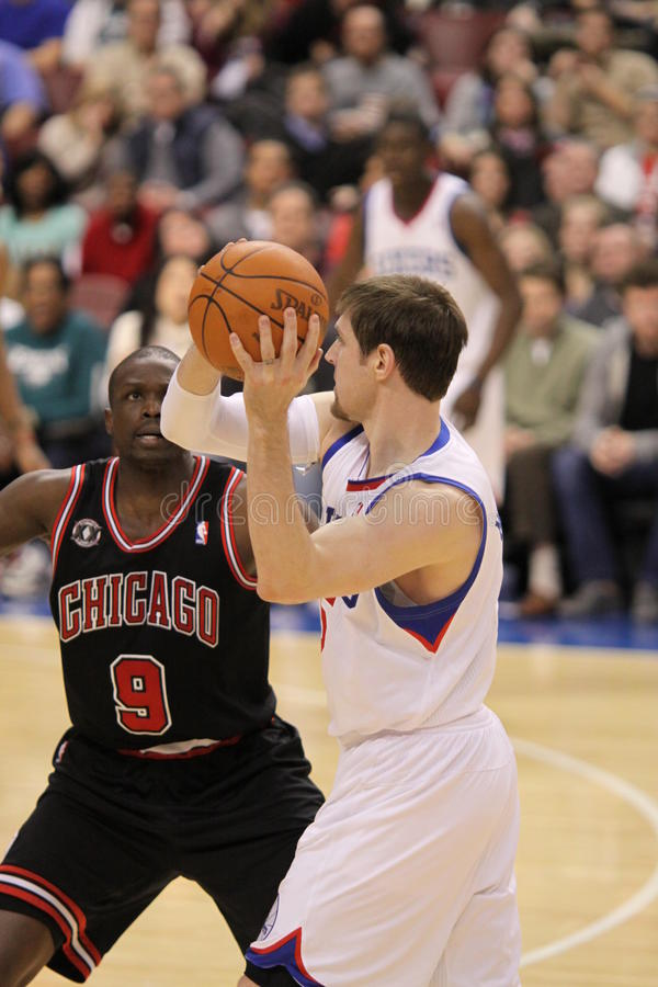 Download Andres Nocioni & Luol Deng Editorial Stock Photo - Image: 17721043