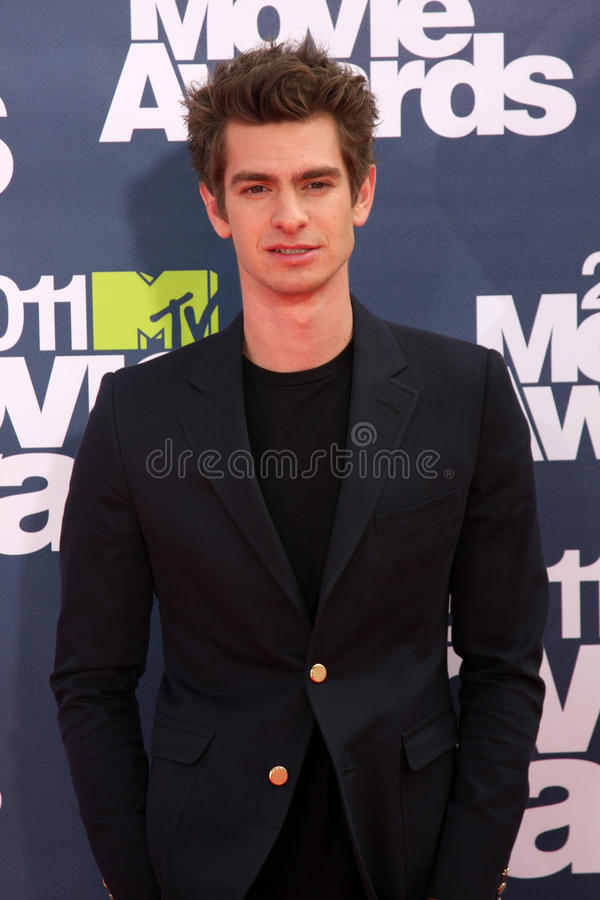 Andrew Garfield Editorial Stock Image