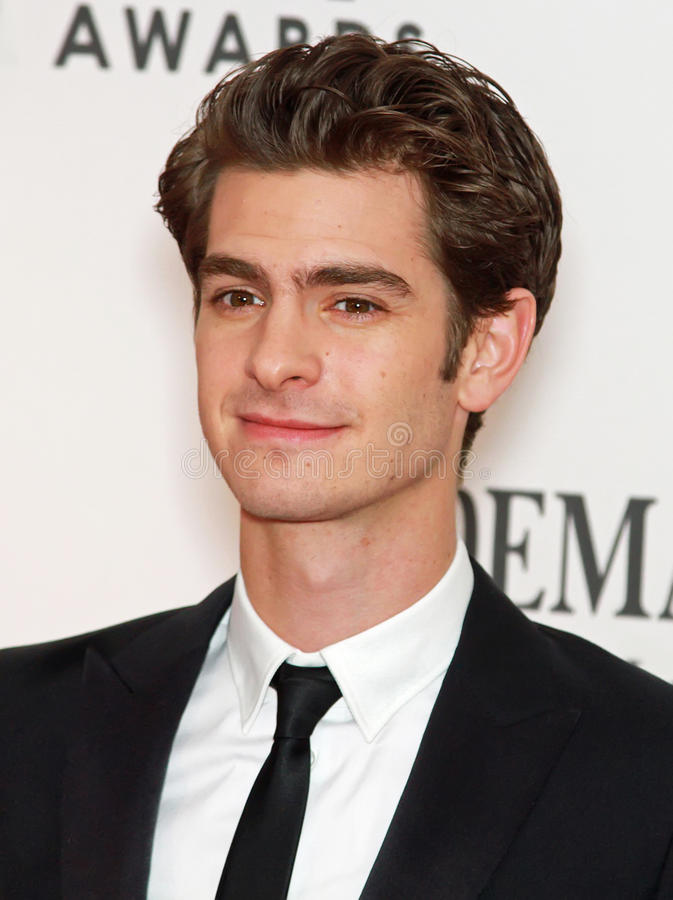 Download Andrew Garfield editorial image. Image of salesman, britisher - 25281875