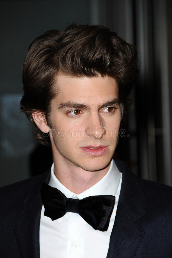 Download Andrew Garfield editorial stock photo. Image of andrew - 25825143