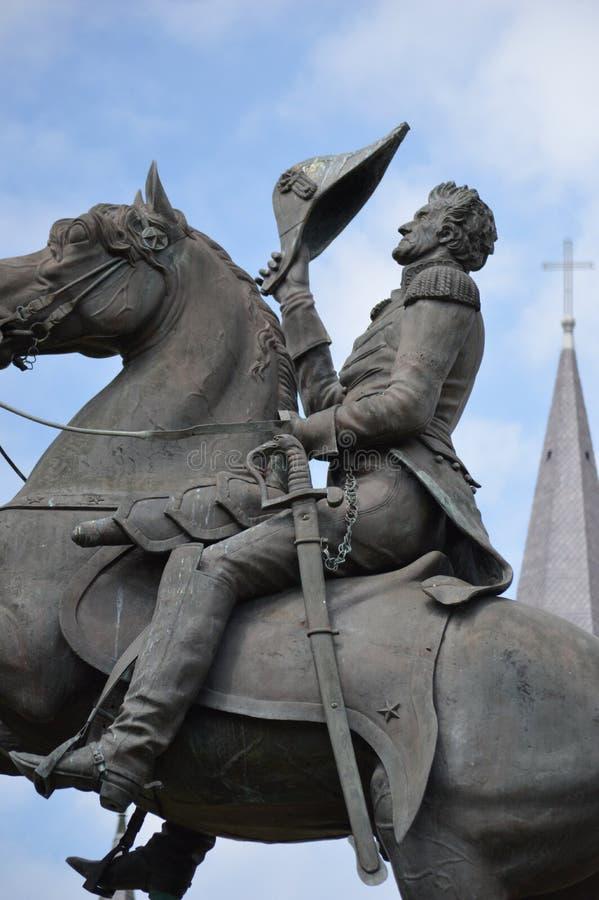 Andrew Jackson immagine stock