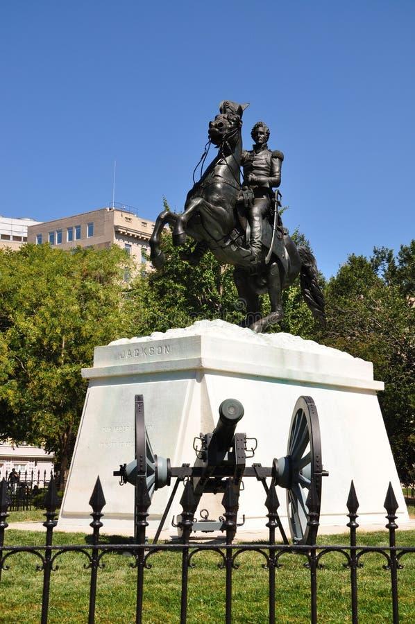 Download Andrew Jackson Statue stock photo. Image of president - 33263772