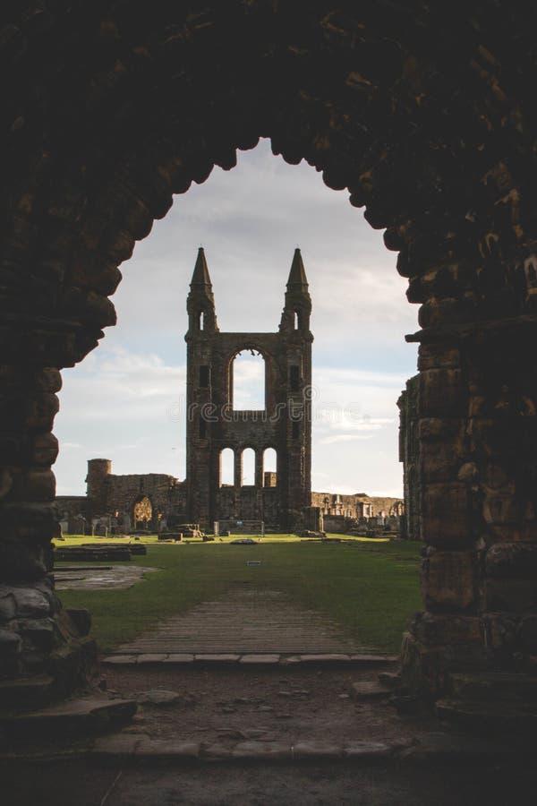 andrew jest katedry św obrazy stock