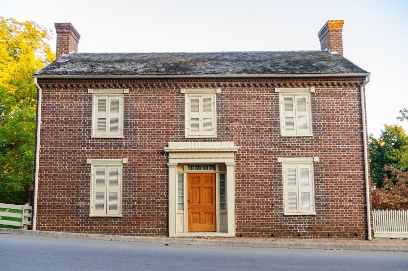 Andrew Johnson National Historic Site stockfoto