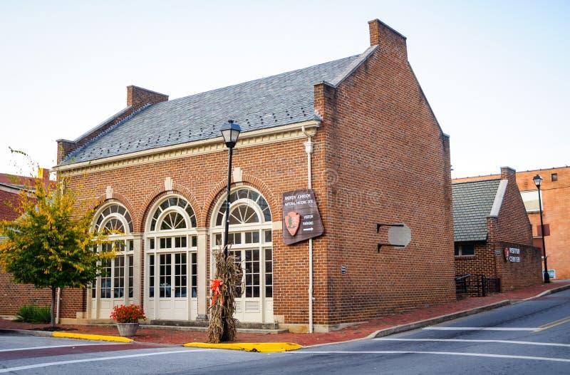 Andrew Johnson National Historic Site fotos de archivo