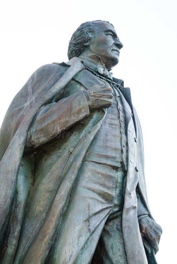 Andrew Johnson National Historic Site royalty-vrije stock foto