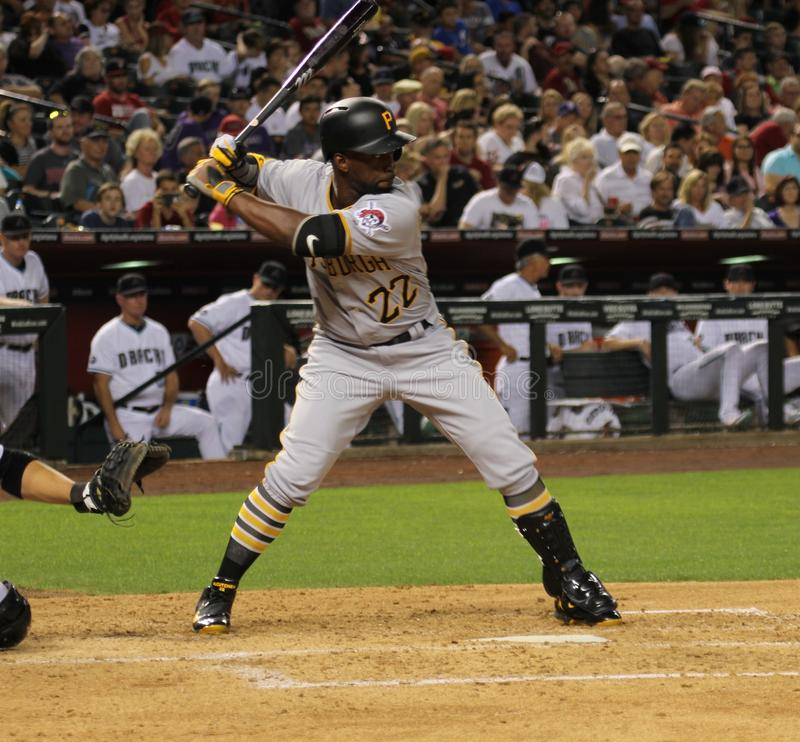 Andrew McCutchen royalty free stock images
