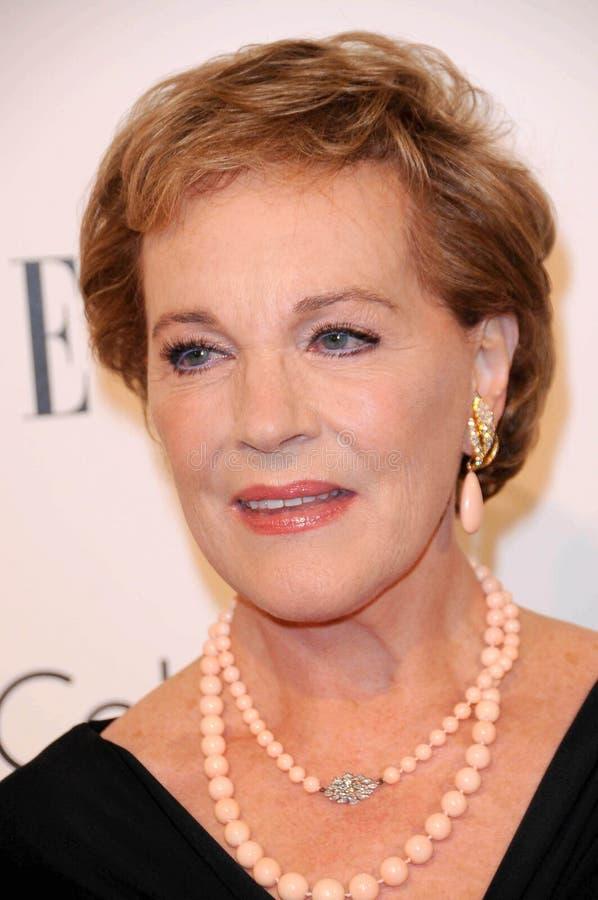 andrews Julie cztery sezonu obrazy royalty free