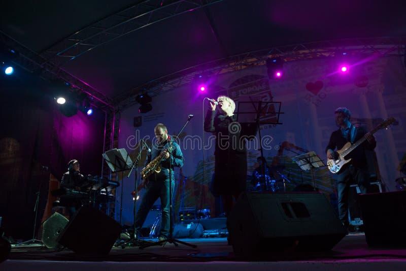 Download Andrey Kondakov Group Performs At Usadba Jazz Festival Editorial Photo - Image: 33871846