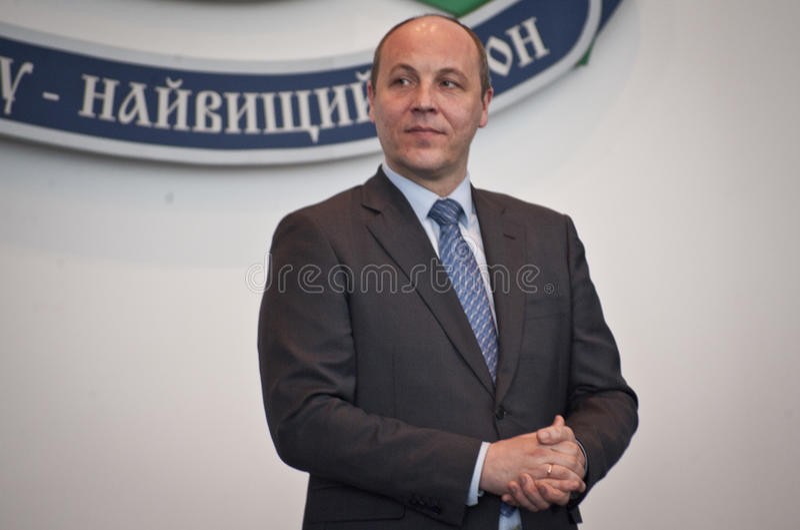 Andriy Parubiy royalty free stock photo