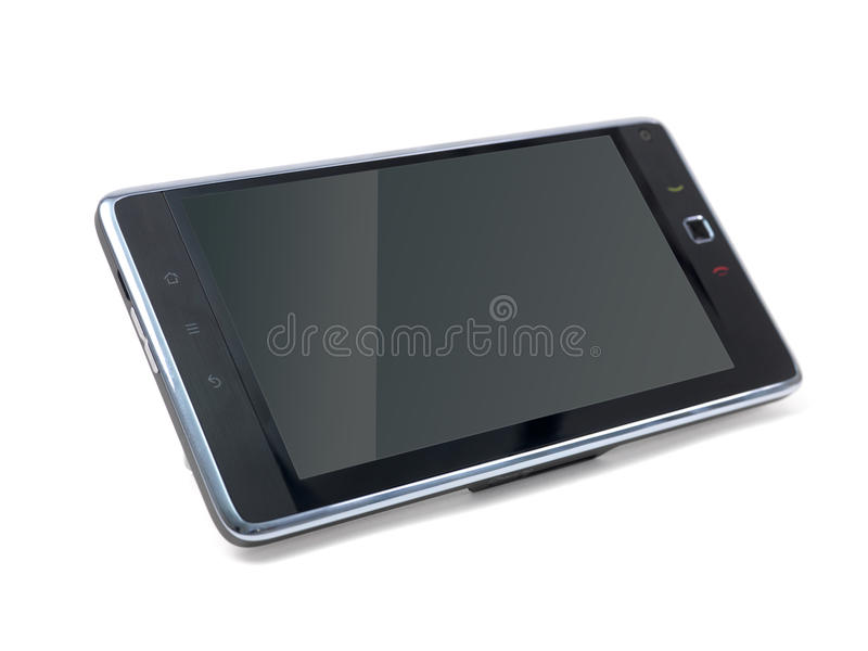 Androïde Tablet stock fotografie