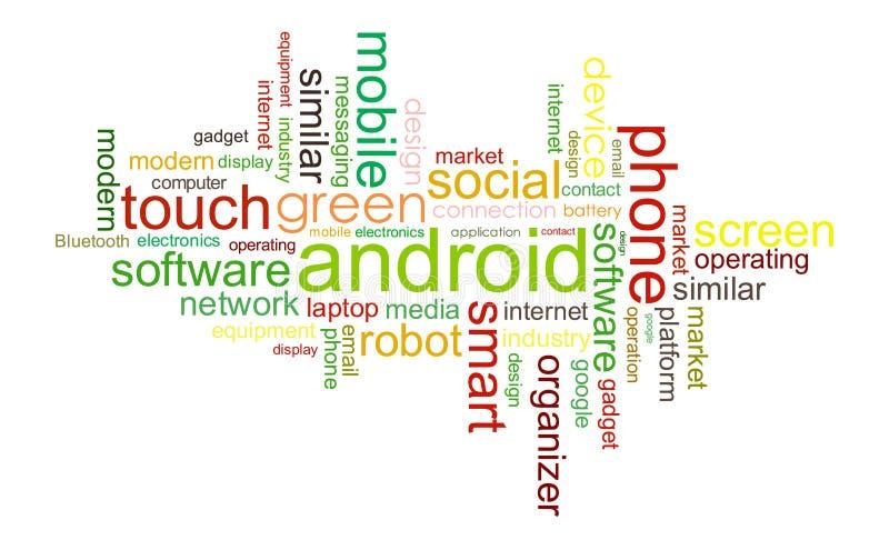 Android бесплатная иллюстрация