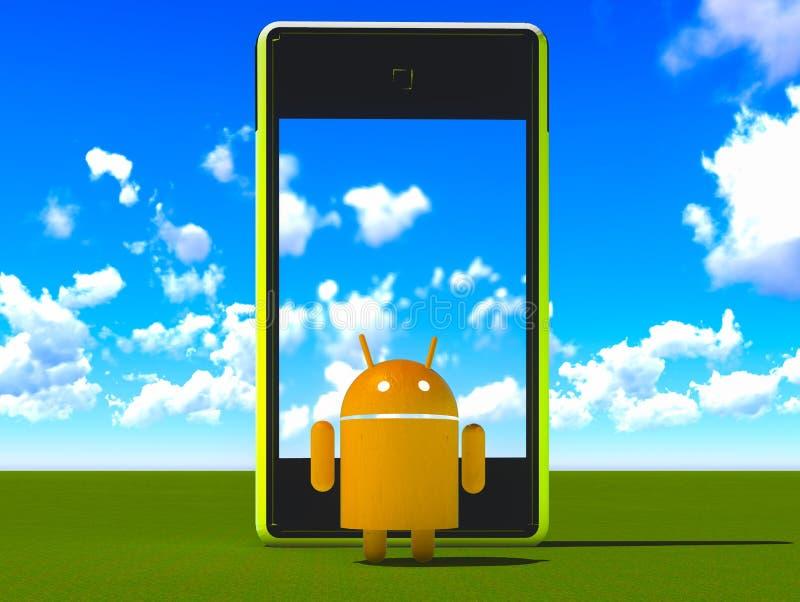 android fotografia de stock royalty free