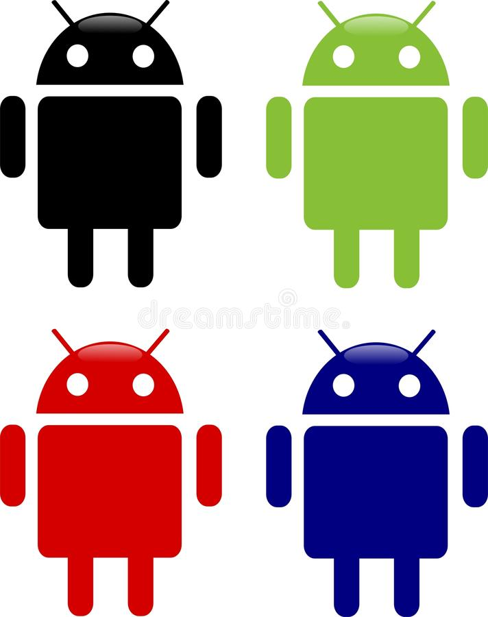 Download Android Icons Editorial Image - Image: 22841480