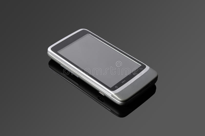 An Android Mobile Phone Stock Photo