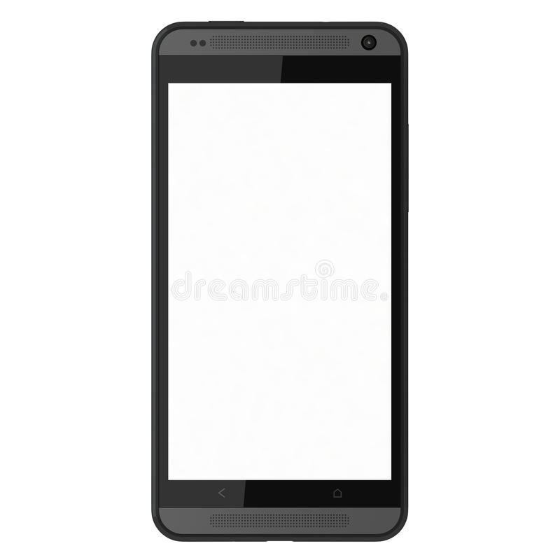 Android Smart Phone royalty free illustration