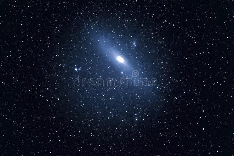 Andromeda Galaxy foto de archivo