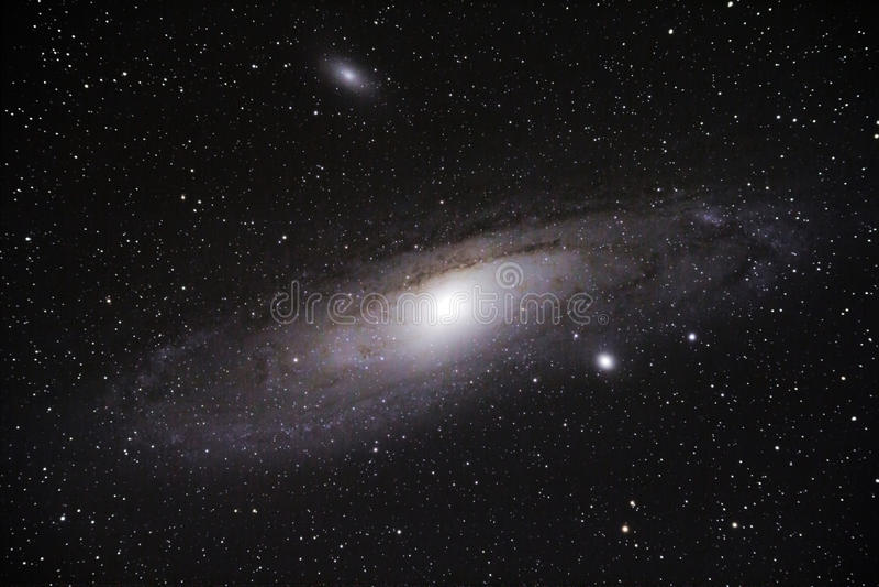 Andromeda Galaxy (M31) stock photos