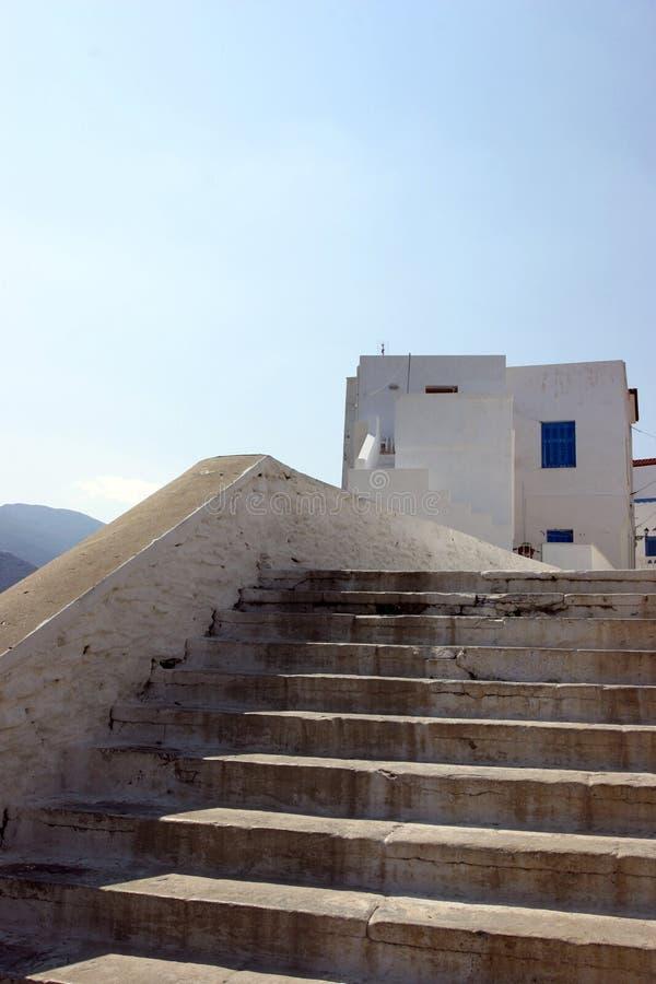 Andros - Cycladen stockbild