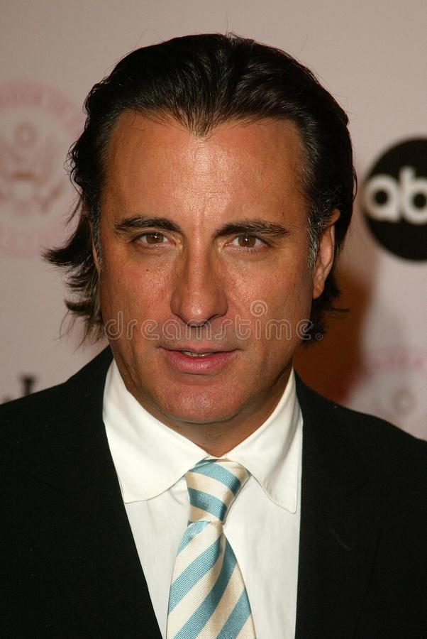 Andy Garcia. At the 'Commander in Chief' Inaugural Ball and Premiere Screening. Regent Beverly Wilshire, Beverly Hills, CA 09-21-05 stock photos
