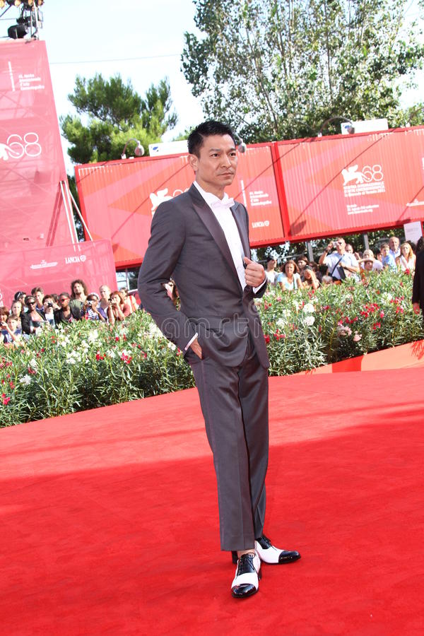 Andy Lau photo libre de droits